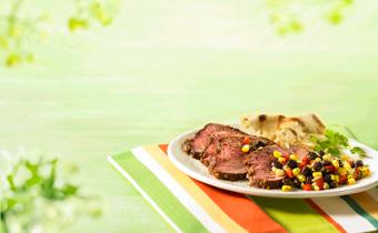 Carne Asada Tri Tip with Salsa
