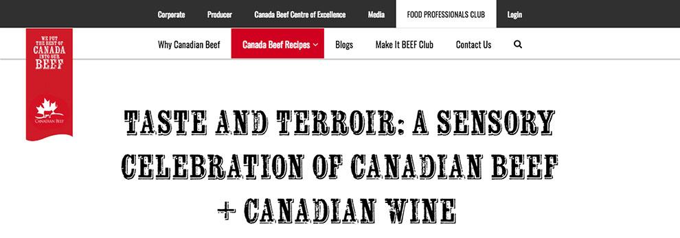 Canada-Beef
