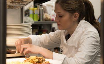 Chef Jessica B Urquhart RSE