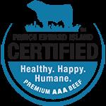 PEI Certified Beef Logo