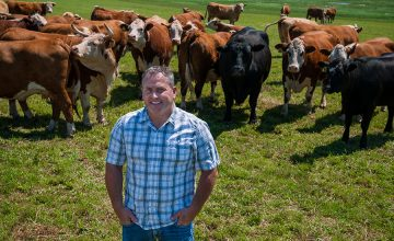 PEI Beef Producer Ashley Wood