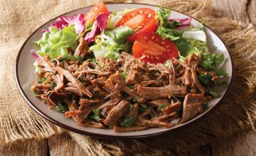 PEI Barbacoa Pulled Beef