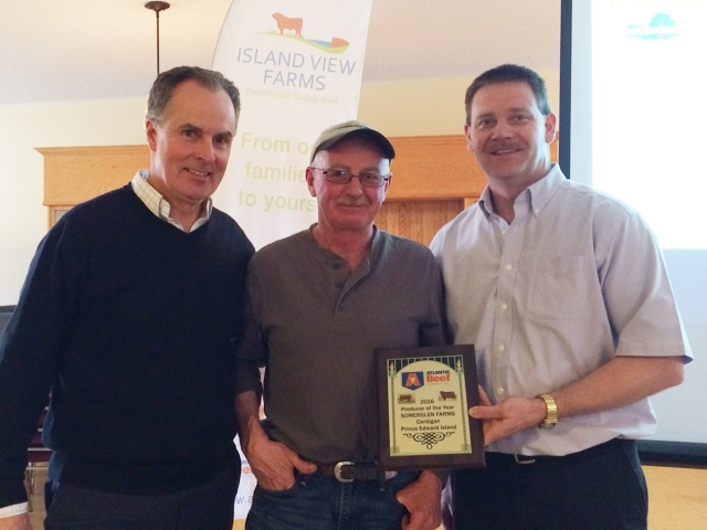 Producer of the Year 2016 Somerglen Farms