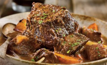 Braised Beef - 2 Meals