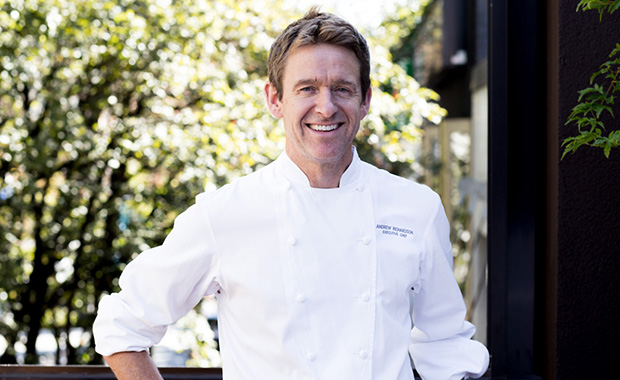 Chef Andrew Richardson