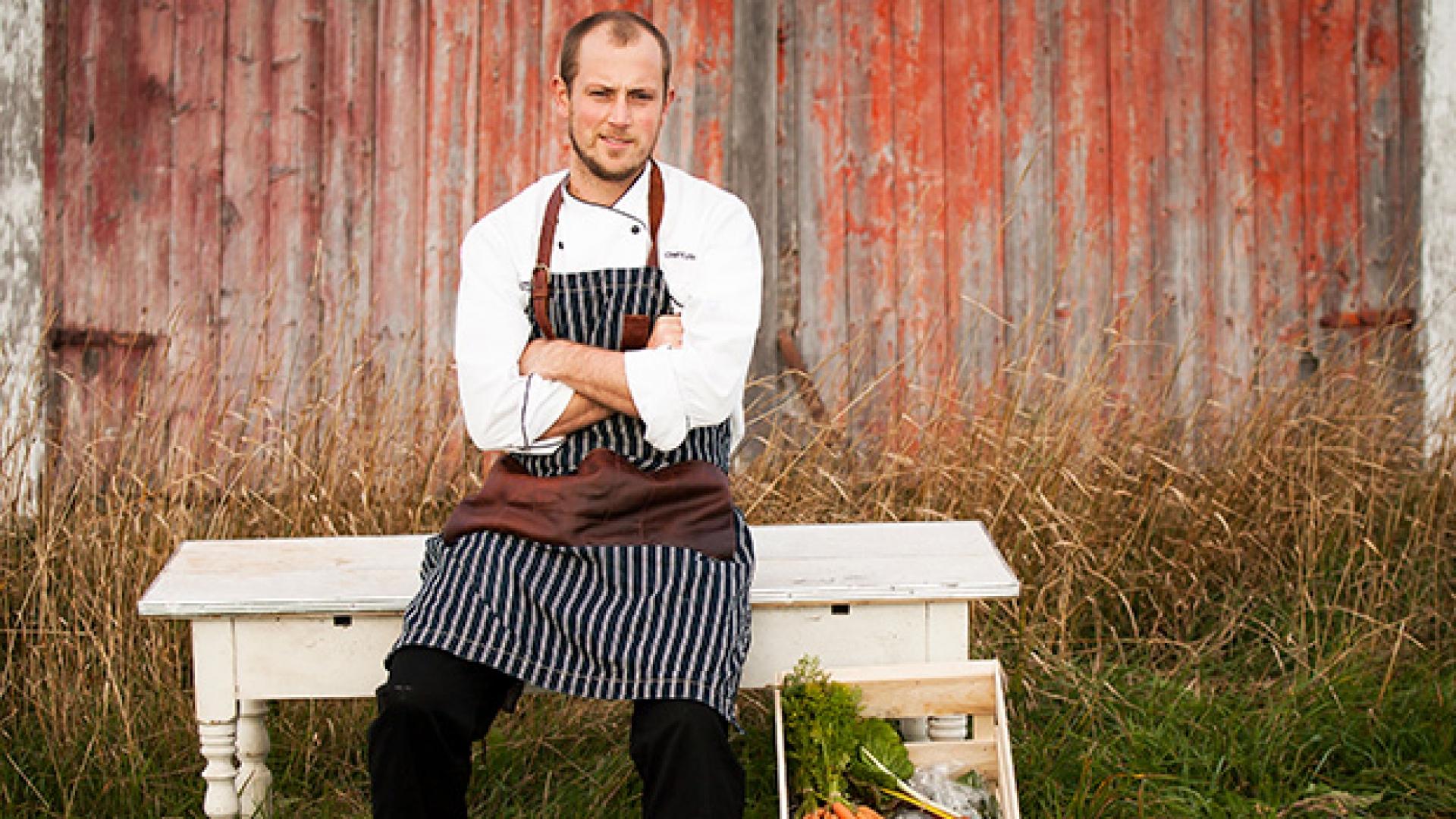 Chef Kyle Panton