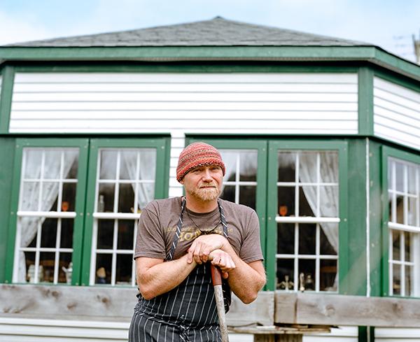 Chef Todd Perrin