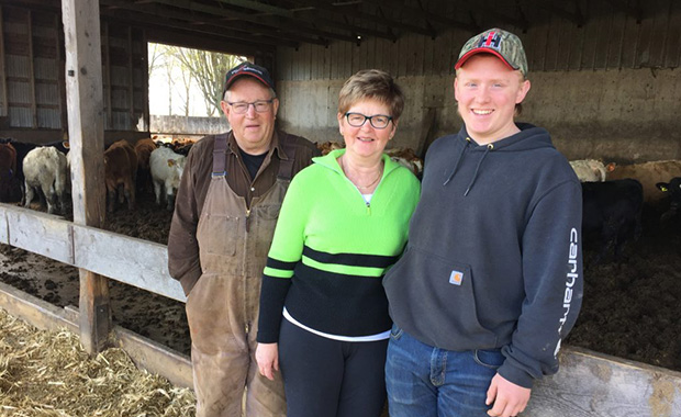 Producers, K.B. Kinsman and Son Farm Limited