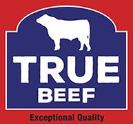 True Beef logo