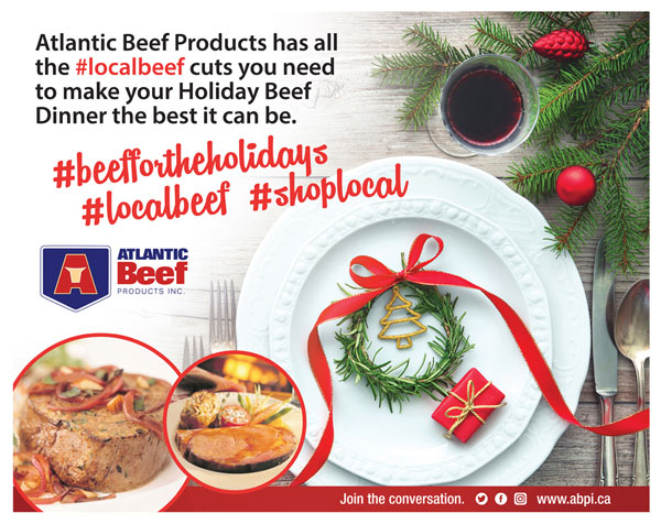 Atlantic Beef Products Christmas Beef